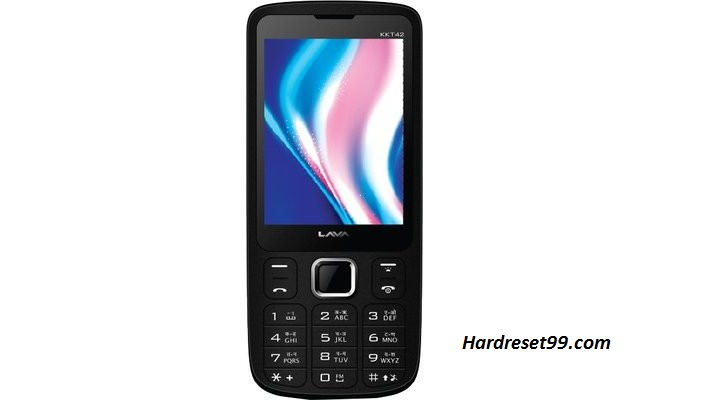 Lava KKT 42 Hard reset - How To Factory Reset