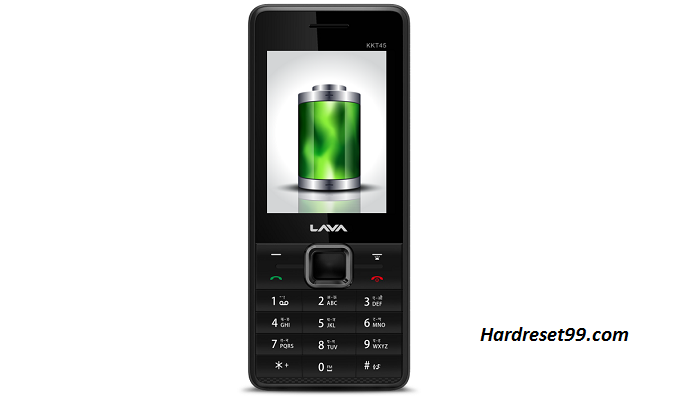 Lava KKT 45 Hard reset - How To Factory Reset