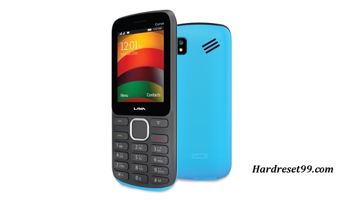 Lava KKT Curve Hard reset - How To Factory Reset