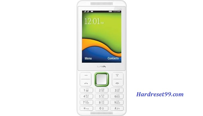 Lava KKT Prime 2 Hard reset - How To Factory Reset