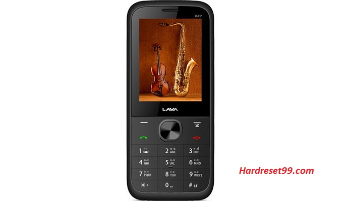 Lava Spark 247 Hard reset - How To Factory Reset