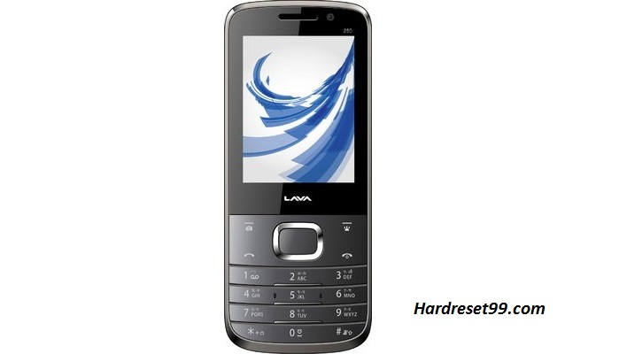 Lava Spark 250 Hard reset - How To Factory Reset