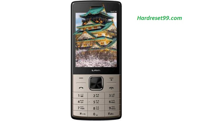 Lava Spark 284 Hard reset - How To Factory Reset