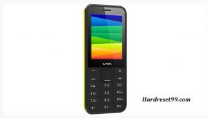 Lava Spark Candy Hard reset - How To Factory Reset