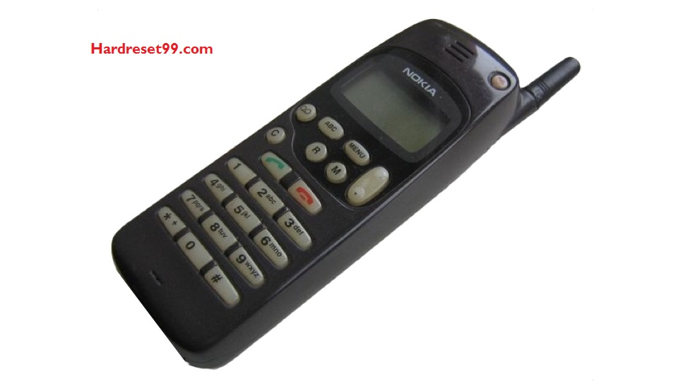 Nokia 1011 Hard reset - How To Factory Reset