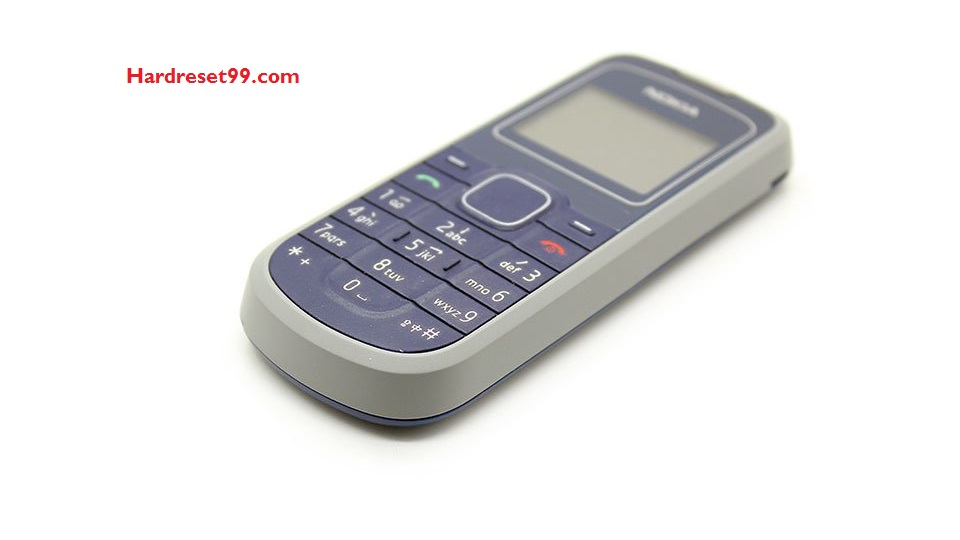Nokia 1202 Hard reset - How To Factory Reset