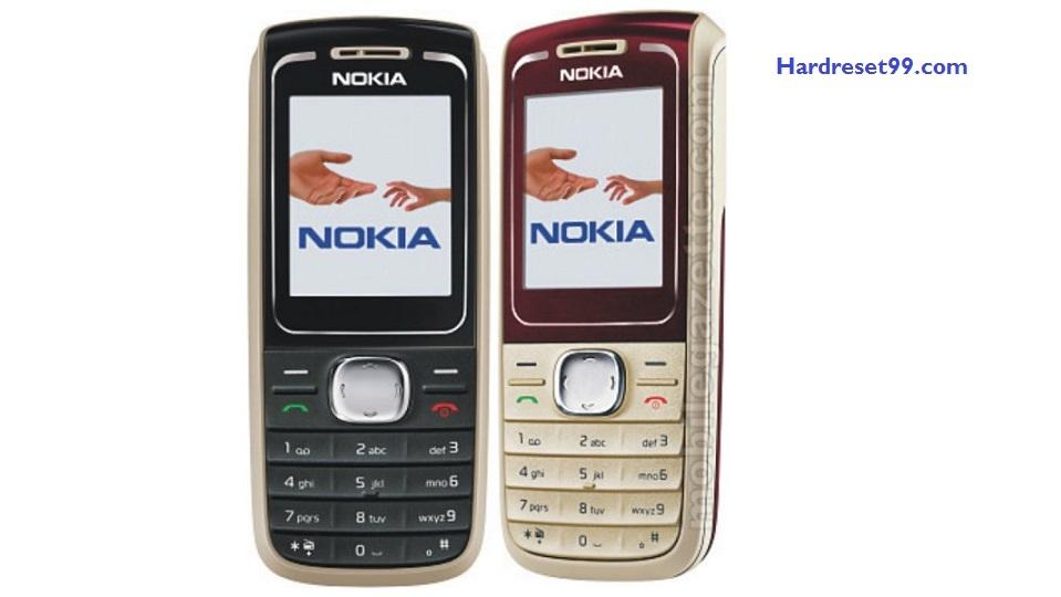 Nokia 1650 Hard reset - How To Factory Reset