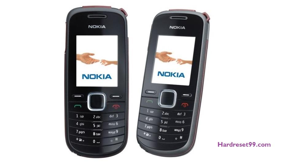 Nokia 1662 Hard reset - How To Factory Reset