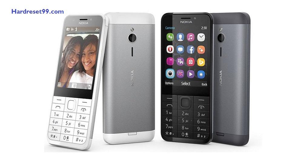 Nokia 230 Dual SIM Hard reset - How To Factory Reset