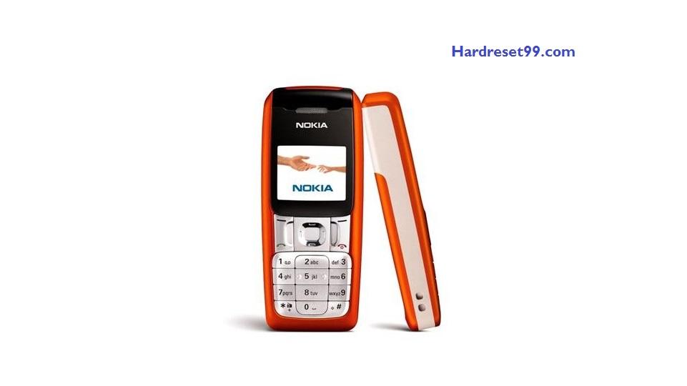 Nokia 2310 Hard reset - How To Factory Reset