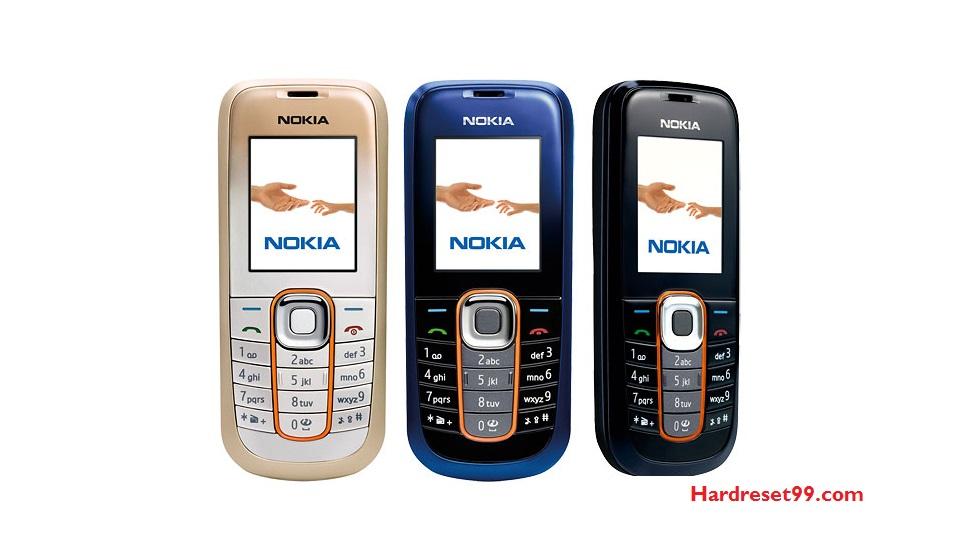Nokia 2600 Classic Hard reset - How To Factory Reset