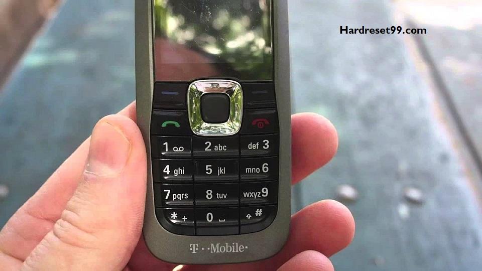 Nokia 2610 Hard reset - How To Factory Reset