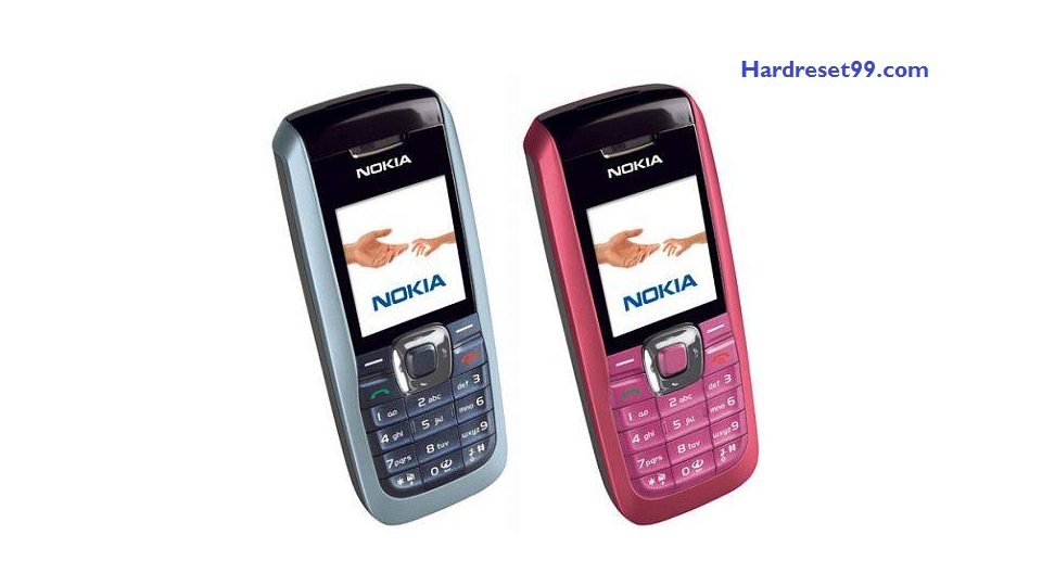 Nokia 2626 Hard reset - How To Factory Reset