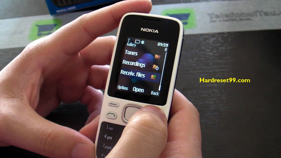 Nokia 2690 Hard reset - How To Factory Reset