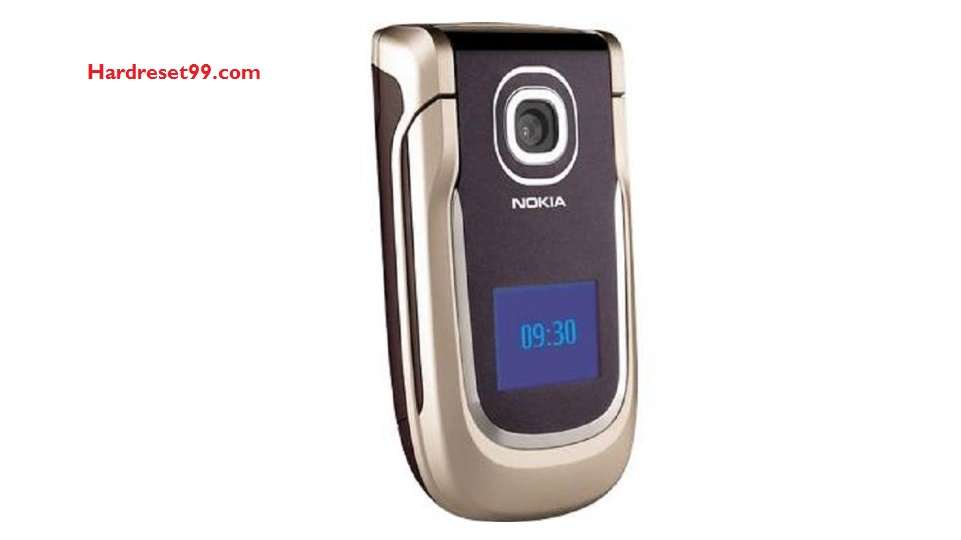 Nokia 2760 Hard reset - How To Factory Reset