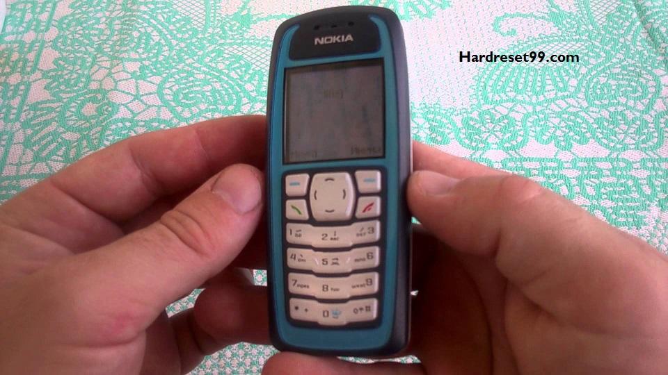 Nokia 3100 Hard reset - How To Factory Reset