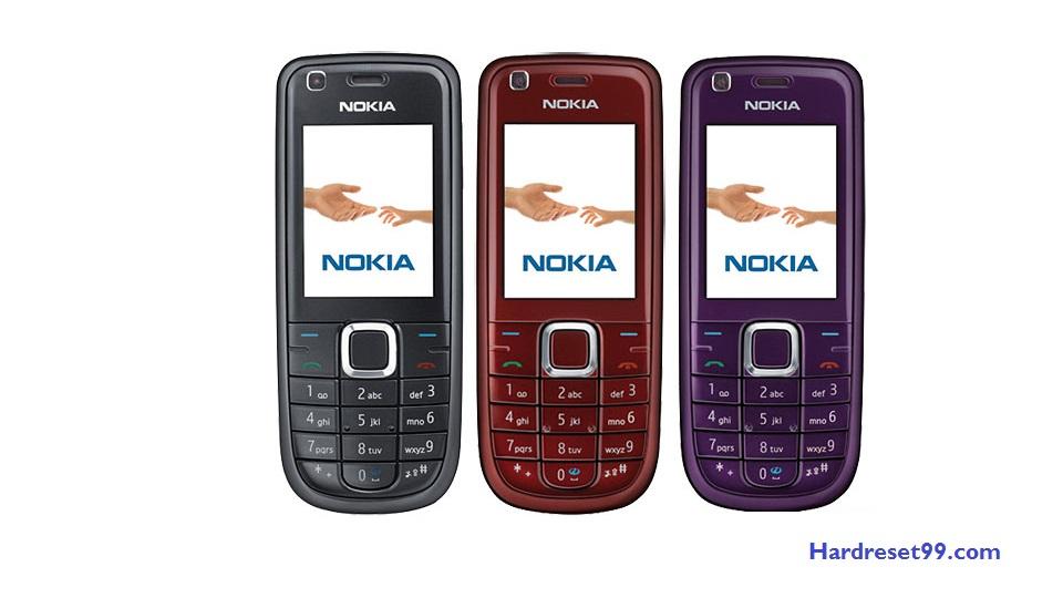 Nokia 3120 Hard reset - How To Factory Reset