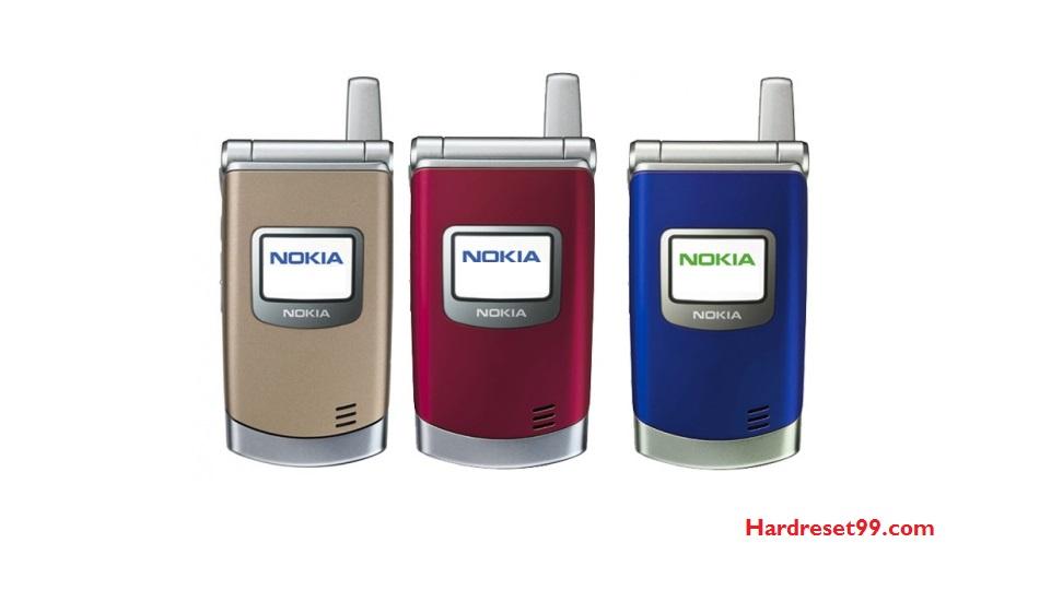 Nokia 3128 Hard reset - How To Factory Reset