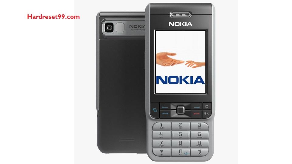 Nokia 3230 Hard reset - How To Factory Reset