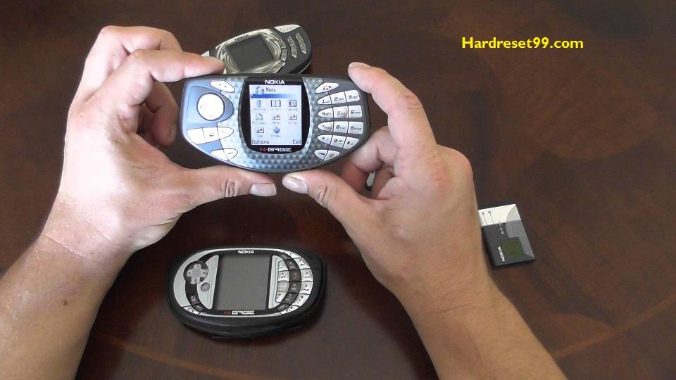 Nokia 3300 Hard reset - How To Factory Reset