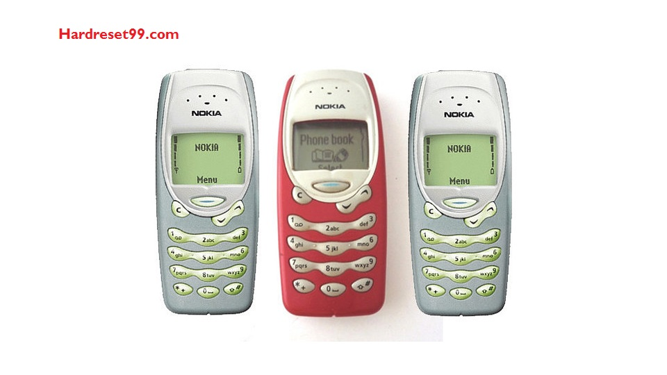 Nokia 3315 Hard reset - How To Factory Reset