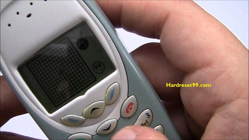 Nokia 3410 Hard reset - How To Factory Reset