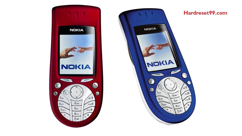 Nokia 3660 Hard reset - How To Factory Reset