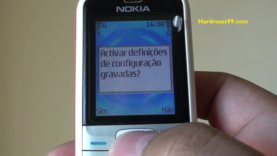 Nokia 5070 Hard reset - How To Factory Reset