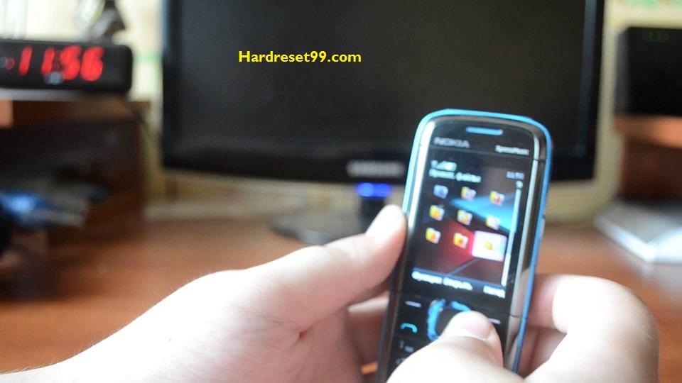 Nokia 5100 Hard reset - How To Factory Reset