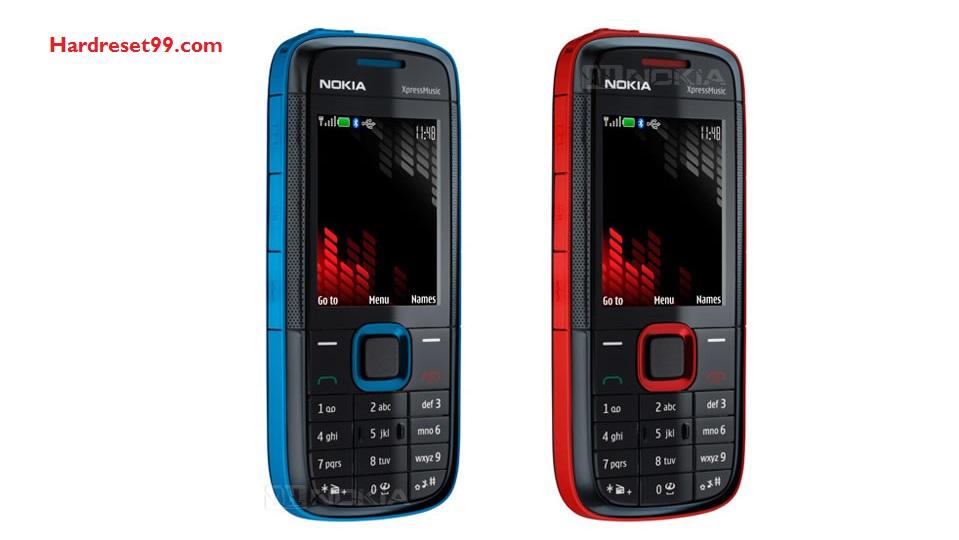 Nokia 5130 Hard reset - How To Factory Reset