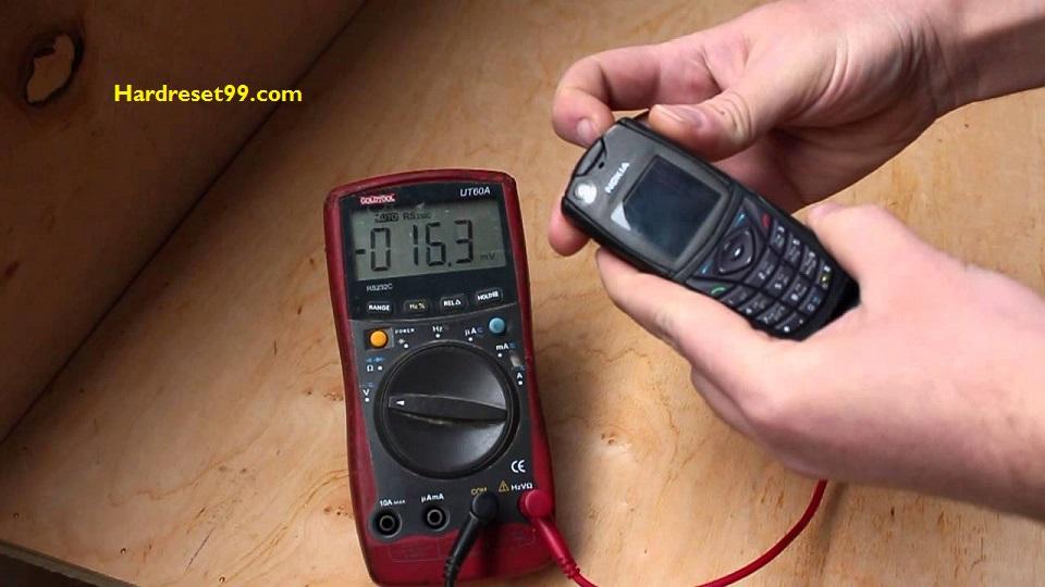 Nokia 5140 Hard reset - How To Factory Reset