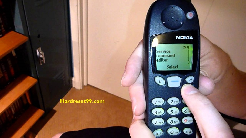 Nokia 5146 Hard reset - How To Factory Reset
