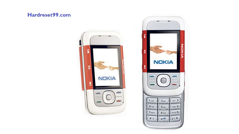 Nokia 5300 Hard reset - How To Factory Reset