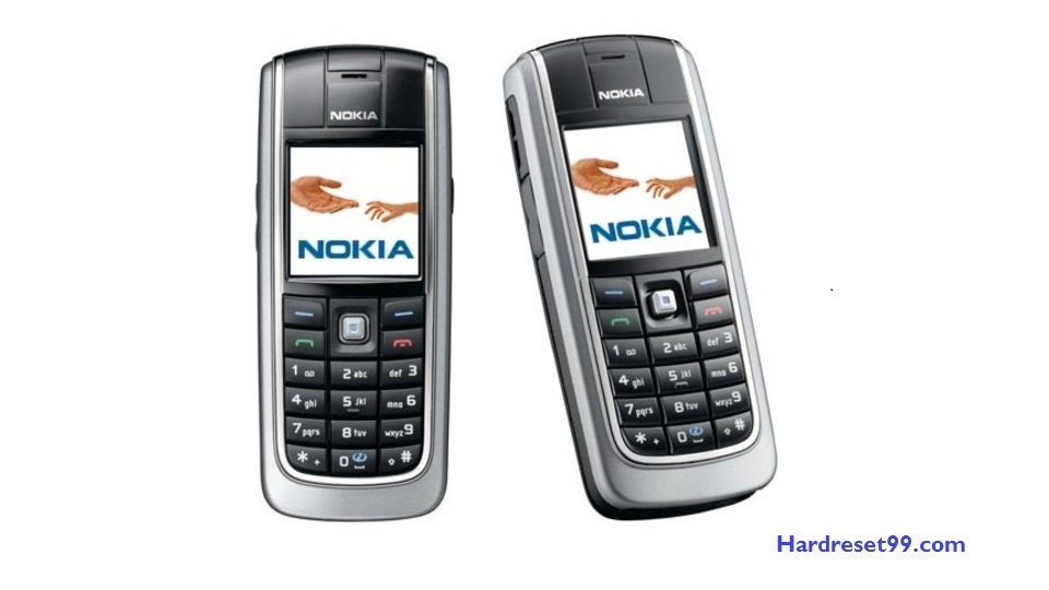Nokia 6021 Hard reset - How To Factory Reset