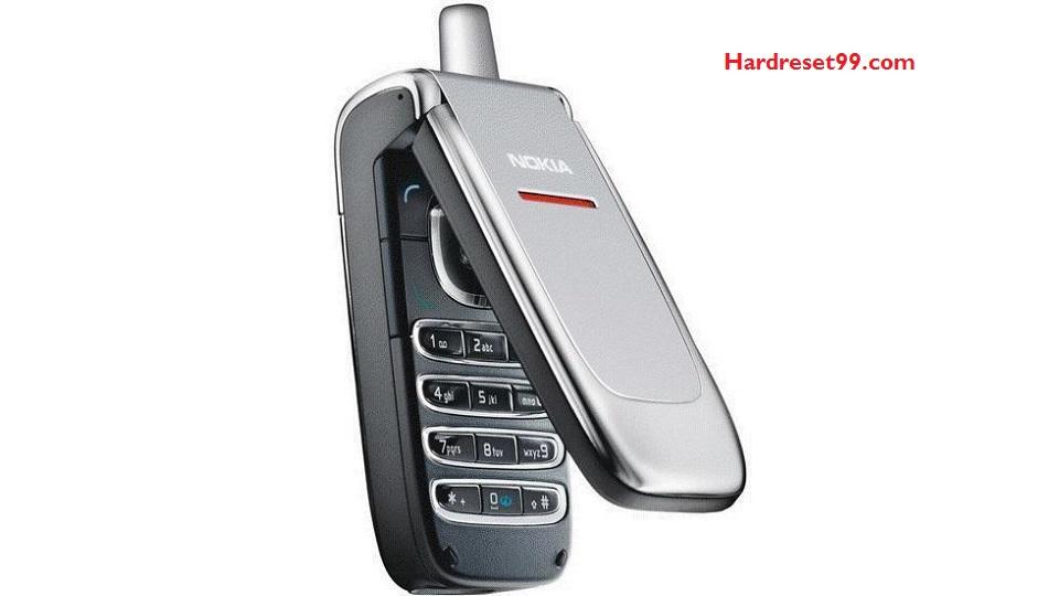 Nokia 6060i Hard reset - How To Factory Reset