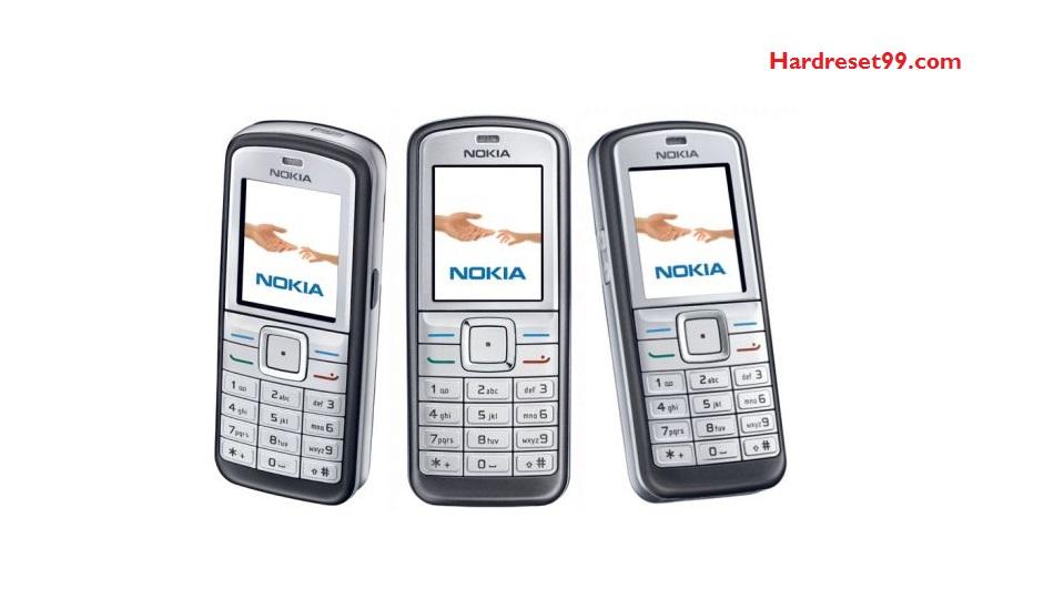 Nokia 6070 Hard reset - How To Factory Reset