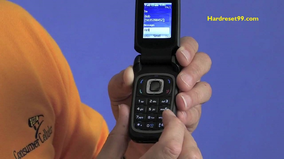 Nokia 6085 Hard reset - How To Factory Reset