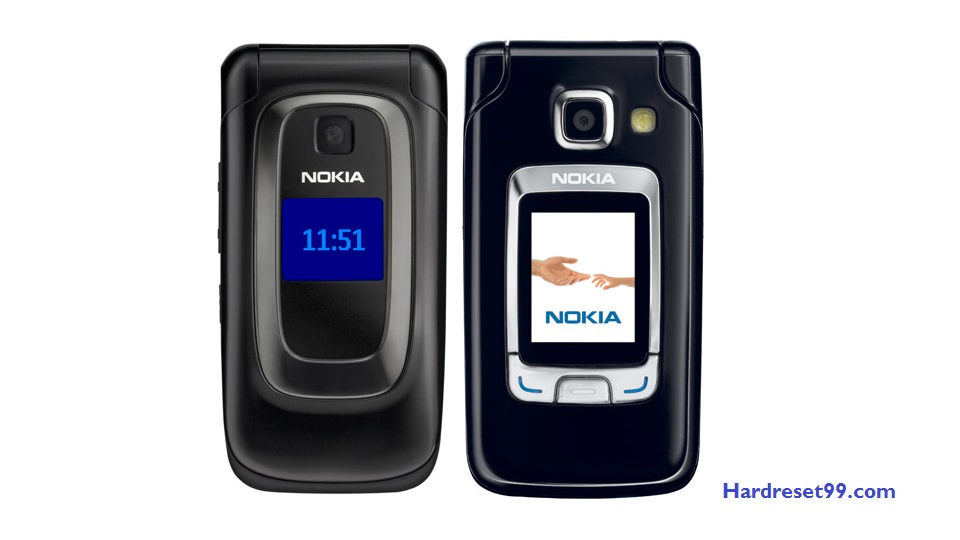 Nokia 6086 Hard reset - How To Factory Reset
