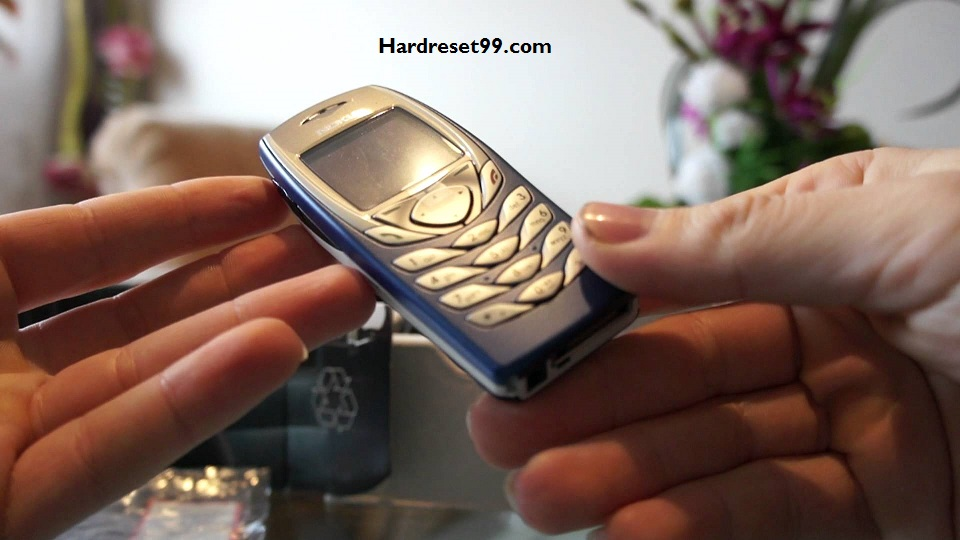 Nokia 6100 Hard reset - How To Factory Reset