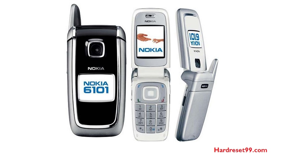 Nokia 6101 Hard reset - How To Factory Reset