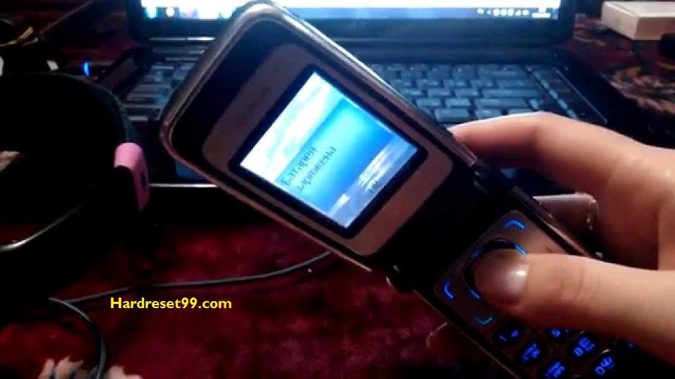 Nokia 6125 Hard reset - How To Factory Reset