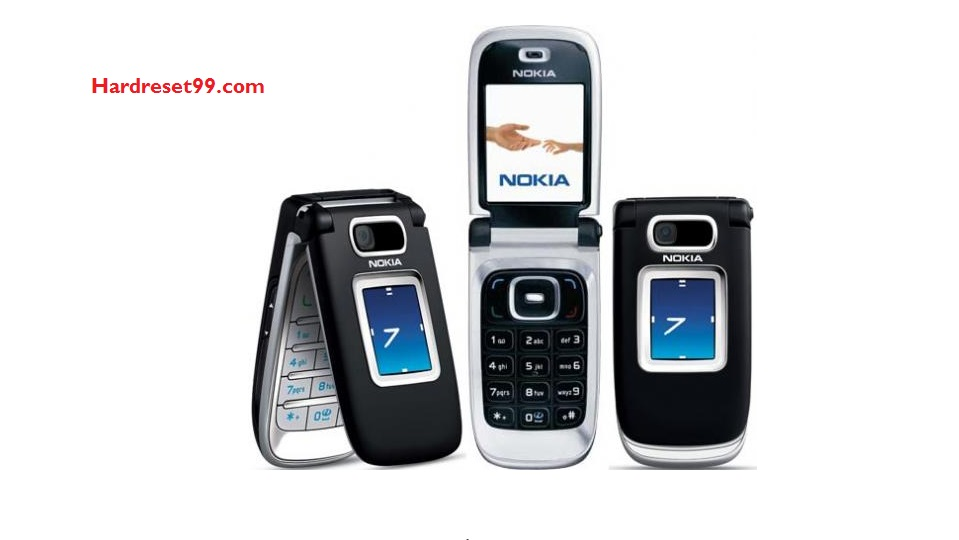 Nokia 6133 Hard reset - How To Factory Reset