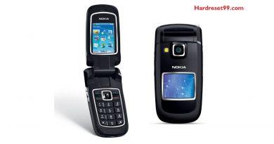 Nokia 6175i Hard reset - How To Factory Reset
