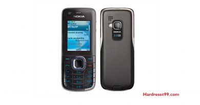 Nokia 6212 Classic Hard reset - How To Factory Reset