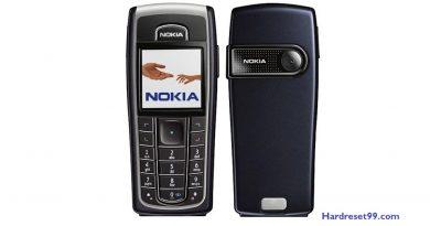 Nokia 6230 Hard reset - How To Factory Reset