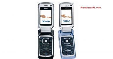 Nokia 6290 Hard reset - How To Factory Reset
