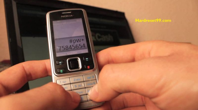 Nokia 6300i Hard reset - How To Factory Reset