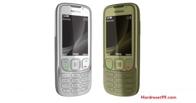 Nokia 6303i classic Hard reset - How To Factory Reset