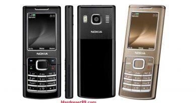 Nokia 6500 Classic Hard reset - How To Factory Reset