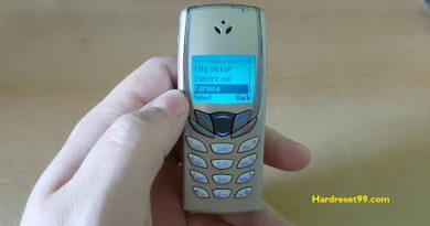 Nokia 6510 Hard reset - How To Factory Reset